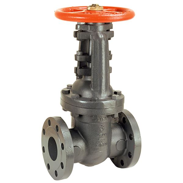 F 697 O Gate Valve Cast Iron Fire Protection 300 350