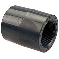 Female Adapter Coupling S x FPT - PVC Schedule 80, 4503
