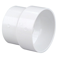 Sewer and Drain Adapter H x SD - PVC DWV, 4800-SD