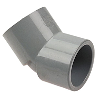 Socket 45° Elbow S x S - Corzan® CPVC Schedule 80, 5106