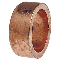 DWV Fitting Flush Bushing Ftg x C - Wrot, 901-2-F