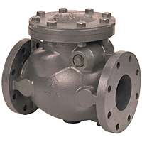 Check Valve - Iron, Fire Protection, Horizontal Swing, F-908-W