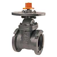 Gate Valve - Cast Iron, Fire Protection, Mechanical Joint End, M-609
