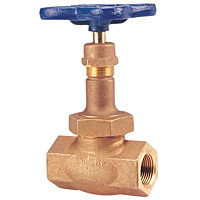 Globe Valve - Bronze, Stainless Steel Full Plug Disc, T-276-AP