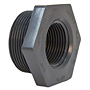 Flush Thread Reducer Bushing MPT x FPT - PVC Schedule 80, 4518-3-4