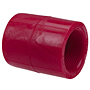 Female Adapter Coupling S x FPT - Kynar® Red PVDF Schedule 80, 6503