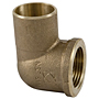 90° Elbow C x F - Performance Bronze™, 707-3-LF