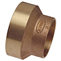 DWV External Bushing Ftg x C - Cast, 801-2