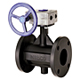 Butterfly Valve - Ductile Iron, Flanged, 285 PSI, FD-5775