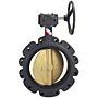 Butterfly Valve - Ductile Iron, Stainless Steel Disc and Stem, LD-2022