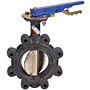 Butterfly Valve - Ductile Iron, Lug Type, 250 PSI, LD-3010