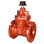 Gate Valve - Ductile Iron, Irrigation, Mechanical Joint, Square Operating Nut, MJ-619-RWS-SON