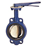 Butterfly Valve - Cast Iron, International, Wafer Type, Buna-N Seat, N200146