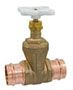 PC113-LF - Gate Valve - Lead-Free Bronze, Non-Rising Stem