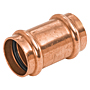 PC601 (No Stop) Repair Coupling P x P – Wrot Copper