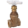 Gate Valve - Lead-Free, Non-Rising Stem, Threaded, T-113-LF