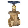 Gate Valve - Bronze, Non-Rising Stem, Union Bonnet, Threaded, T-136