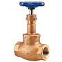 Globe Valve - Bronze, PTFE Disc, Threaded Ends, T-211-Y
