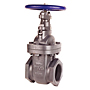 T-619 Gate Valve – Class 125, Cast Iron, Non-Rising Stem, Threaded
