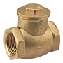 Check Valve - Brass, Swing, Threaded, TI-3