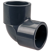 Socket 90° Elbow S x S - PVC Schedule 80, 4507