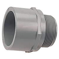 Male Adapter S x MPT - Corzan® CPVC Schedule 80, 5104