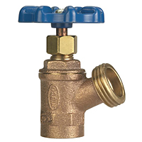 Boiler Drain - Multi-Turn, FIP to Hose, 73-CL