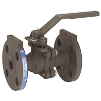 Split-Body Carbon Steel Ball Valve - Class 300, Full Port, F-535-CS-F-66-FS