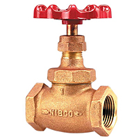 Globe Valve - Bronze, Fire Protection, EPDM Seat Disc, KT-65