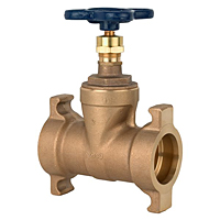 Gate Valve - Bronze, Irrigation, PR-113-K