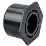 Flush Socket Reducer Bushing Spg x S - PVC Schedule 80, 4518