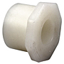 Flush Socket Reducer Bushing Spg x S - Kynar® Natural PVDF Schedule 80, 6618