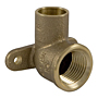90° Drop Elbow C x F - Performance Bronze™, 707-3-5-LF