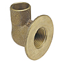 90° Flanged Sink Elbow C x F - Performance Bronze™, 708-LF