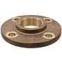 Class 150 Threaded Companion Flange F - Lead-Free Bronze, 775-LF