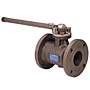Unibody Carbon Steel Ball Valve - Class 150, Fire Safe, F-510-CS-R-66-FS