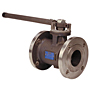 Unibody Stainless Steel Ball Valve - Class 150, Conventional Port, F-510-S6-R-66-FS