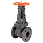 Gate Valve - Cast Iron, Fire Protection, Pre-Grooved Stem, F-607-OTS