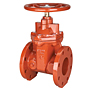 Gate Valve - Ductile Iron, Irrigation, Resilient Wedge, F-619-RWS