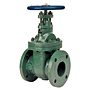 Gate Valve - Class 150, Ductile Iron, Stainless Steel Trim, Flanged, F-639-33