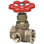 Globe Valve - Bronze, Fire Protection, Side Outlet, KT-291-W3