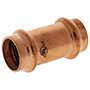 PC9601 (No Stop) - Repair Coupling P x P - Wrot Copper