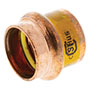 PCH617 - Cap P - Wrot Copper