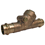 Check Valve - Bronze, 200 PSI, Y-Pattern, PF413-Y