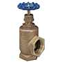 Angle Valve - Bronze, Fire Protection, T-301-W