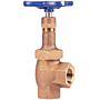 Angle Valve - Bronze, Class 300, Stainless Steel Disc, T-376-AP
