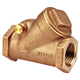 Check Valve - Bronze, PTFE Disc, Threaded Ends, T-433-Y