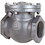 Check Valve - Cast Iron, Swing, Threaded, T-918-B