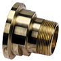 Brass End Connector (MPT), TCBR-4