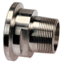 Stainless Steel End Connector (MPT), TCSS-4